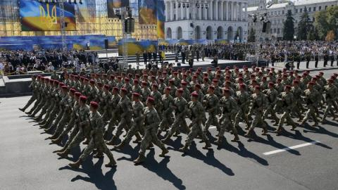 Military parade to be held in Kyiv on Ukraine's Independence Day, August 24