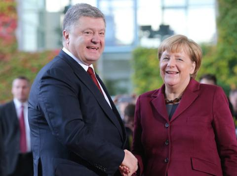 Ukrainian President, German Chancellor to meet on May 20 - Poroshenko