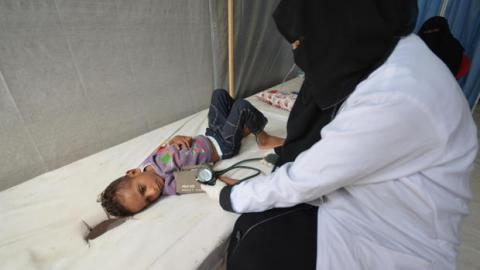 Cholera outbreak kills 115 in Yemen (VIDEO)