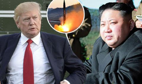 "Trump states US ready to use ""engagement"" to create peace on Korean peninsula"