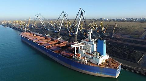 China Harbour Engineering to do dredging works at Ukrainian port of Yuzhny for UAH 1bn