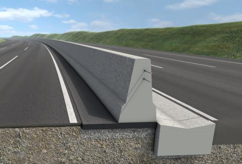 Austria's Delta Bloc seeking to set up production of concrete road safety barriers