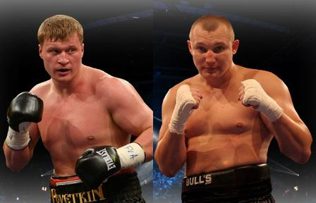 Ukrainian boxer Rudenko to fight with Russian Povetkin for WBO International Heavyweight title