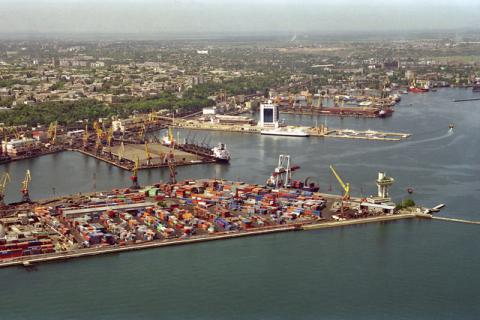 Ukraine's state-owned Sea Trading Port Yuzhny expects to post EBITDA at UAH 1.078 bn  in 2017