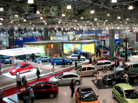 Car market in Ukraine increased by 33% - Report