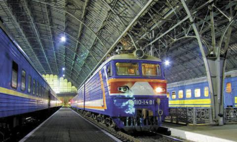 Ukrainian Railways ready to launch new passenger train routes to EU