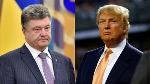 Ukraine's President Poroshenko may meet with U.S. President Trump in the evening on June 20