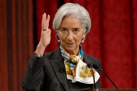 IMF hopes Ukraine successfully introduces reforms - Lagarde