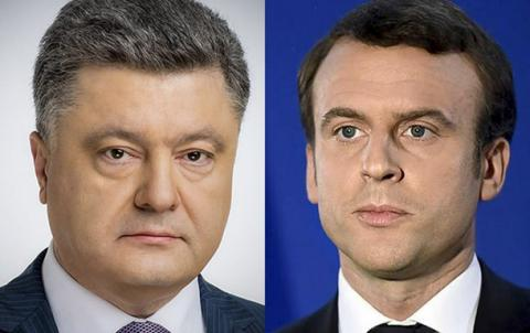 Ukrainian President to meet with his French counterpart on June 26