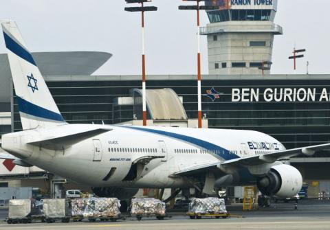 Ukraine introducing One stop security procedure at Ben Gurion airport for transit passengers travelling from the airport in Tel-Aviv to Boryspil