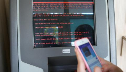 After Ukraine, new computer virus Petya attacks businesses around the world, NATO sees this as danger to member countries