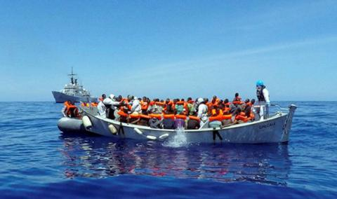 Italian govt wants to block migrants