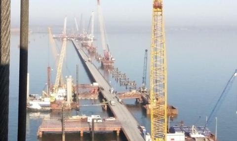Intl experts to be involved in Kerch bridge construction eco-case