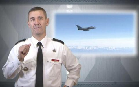 Faces of corruption: French air force chief used warplane to fly to and from Provence home