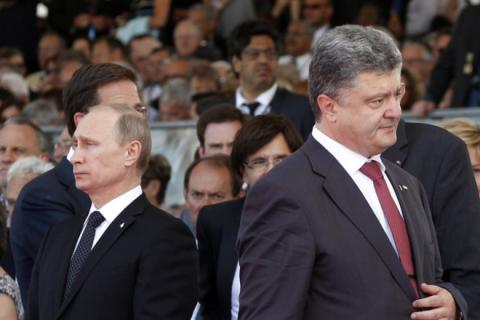 Vladimir Putin is completely unpredictable - Ukrainian President