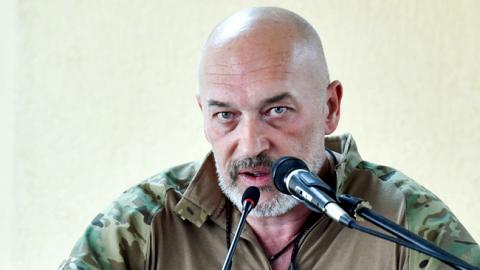 Ecological catastrophe in war-torn Donbas approaching - Tuka