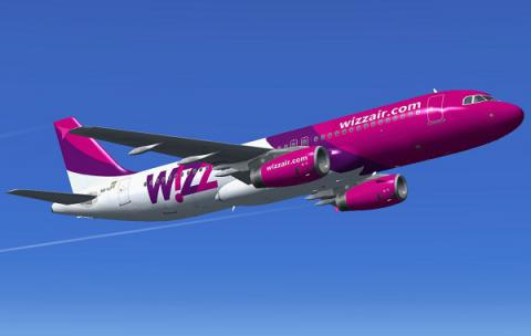 Wizz Air to launch 2 new flights from Kyiv to Lisbon, Tallinn in 2018