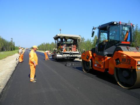 UAH 16 bn to be spenton road construction in Ukraine in 2017