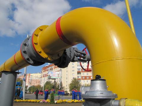 Ukrainian Naftogaz reports Soyuz gas transit pipeline operations resuming