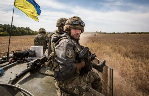 Professional sergeant corps to be established in Armed Forces of Ukraine by 2020