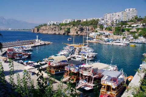 Flow of Ukrainian tourists to Turkey increased by 24.48% in Jan-May 2017