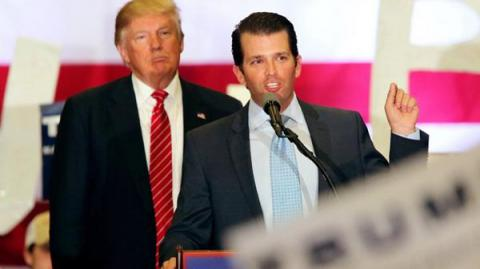 Trump Jr, Manafort to testify publicly on Donlad Trump campaign's connections to Russia