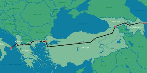 Without Clear EU Commitment the South Energy Corridor is Russian Playground