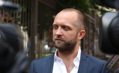 Ukrainian police says MP Poliakov didn