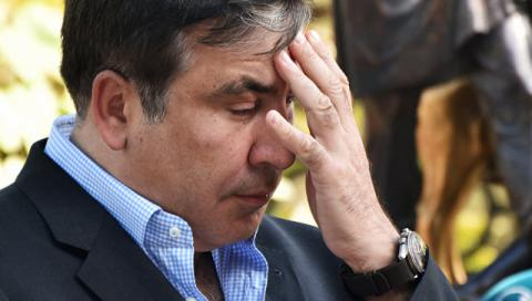 Odesa region ex-governor Saakashvili stripped of Ukrainian citizenship