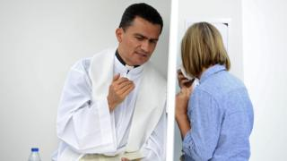 Australia church abuse: Why priests can