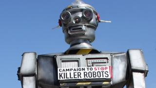Killer robots: Experts warn of