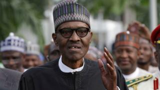 President Buhari in plea for Nigerian unity