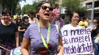 Mexican university announces feminism debate dominated by men