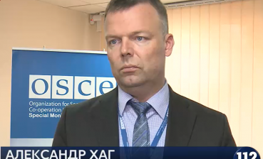 15 civilians suffered in Donbas in September, - OSCE