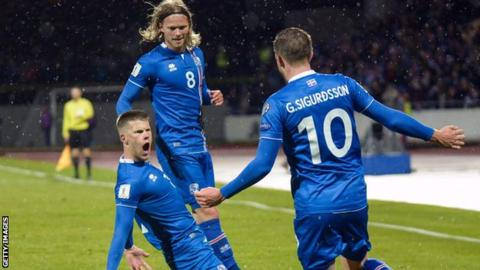 Iceland becomes smallest World Cup nation