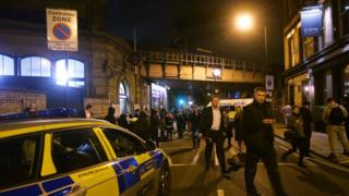 Parsons Green Tube station stabbing: One dead, two hurt