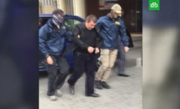 Russian Investigative Committee claims to detain member of Right Sector: video