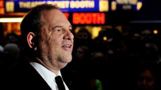 Harvey Weinstein stripped of British Film Institute Fellowship