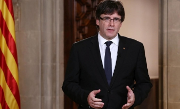 Puigdemont described Madrid