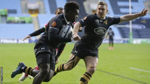 European Champions Cup: Wasps 41-10 Harlequins