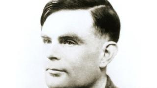 Alan Turing school report in Cambridge codebreaker exhibition