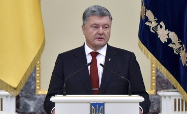 Most UN member countries support bringing peacekeepers to Donbas, - Poroshenko