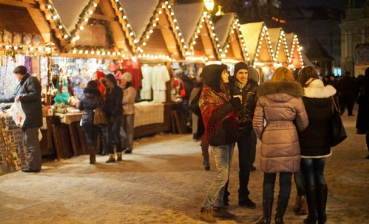 Kyiv city council to allocate 150.000 UAH for New Year's celebration in downtown