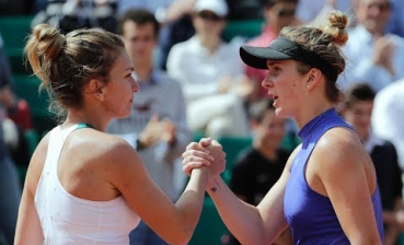 Tennis: Svotlina faces Halep in WTA event in Singapore