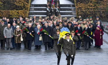 Ukraine commemorates 73rd anniversary of expulsion of Nazis from country
