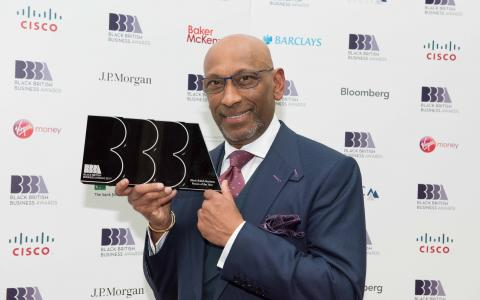 Winners announced at the Black Business Awards