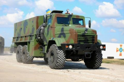 80 percent of cargo, transport vehicles obsolete, - Ukrainian Army