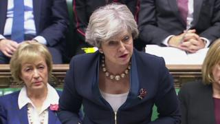 Theresa May and Jeremy Corbyn to discuss sexual harassment response
