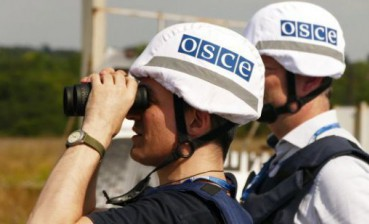 OSCE: number of explosions in Donbas decreased three times
