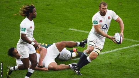 Marland Yarde: Chris Robshaw says Harlequins in 'better place' without winger